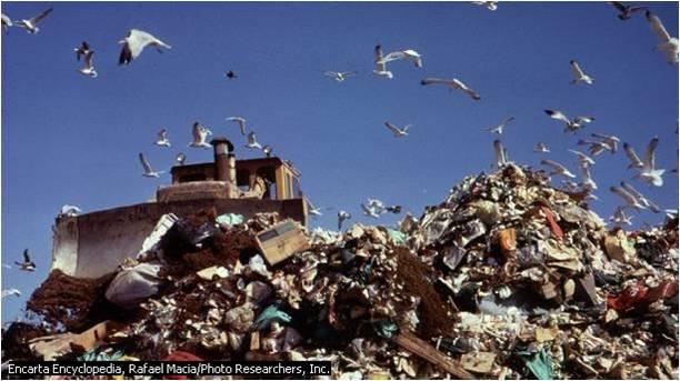 Sampah semakin memperparah Pencemaran Udara